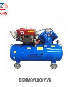 Máy Nén Khí Pegasus Chạy Bằng Dầu Diesel Tm V 2.012.5 330l(anh Bia) Min