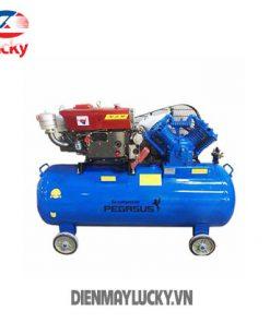 Máy Nén Khí Pegasus Chạy Bằng Dầu Diesel Tm W 1.08 500l(anh Bia )