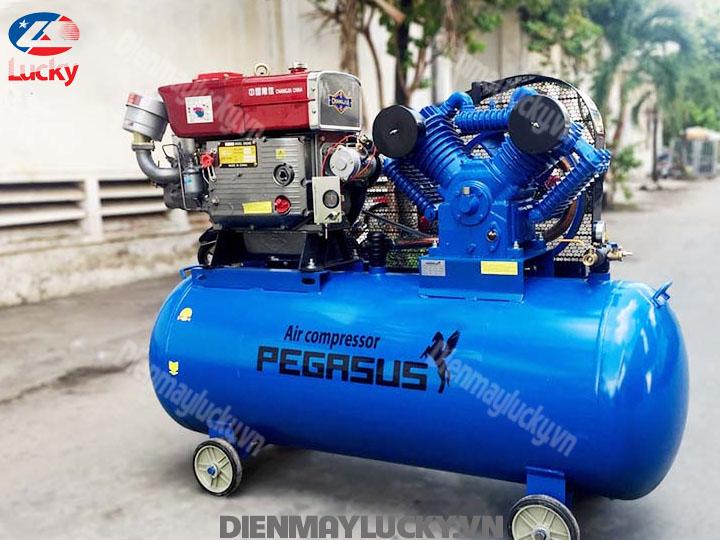 Máy Nén Khí Pegasus Chạy Bằng Dầu Tm W 1.68 500l(3)