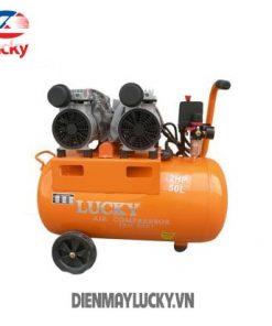 Máy Nén Khí Không Dầu Lucky H1550l 2hp 50 Lít(ảnh Bìa) Min