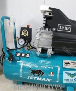Máy Nén Khí Mini Có Dầu Jetman 3hp 30lít Jm4730 1 Tụ (5) Min