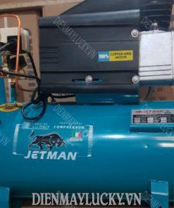 Máy Nén Khí Mini Có Dầu Jetman 5hp 50lít Jm2t50 2 Tụ (7)