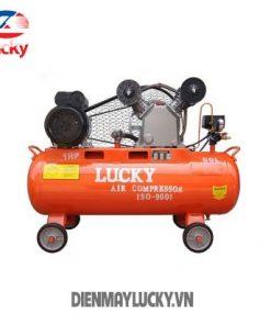 Máy Nén Khí Piston Lucky 60 Lít 1 Hp Dây Nhôm(ảnh Bìa ) Min