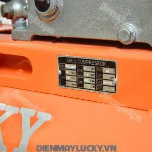Máy Nén Khí Piston Lucky 90 Lít 220v 2hp(4) Min