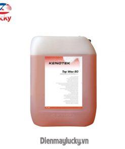 Top Wax 80 (wax BÓng Nhanh) HiỆu Ứng LÁ Sen Can 20 LÍt Min