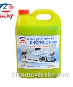 Dung Dich Rua Xe Khong Cham 5 Lit Min