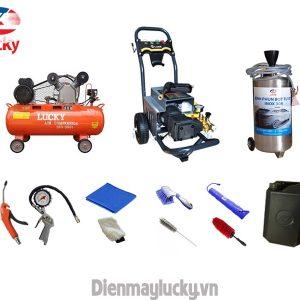 Bộ Rửa Xe Máy Kết Hợp ô Tô Min (1)