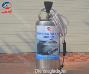 Bình Phun Bọt Tuyết 40 Lít Inox 304(5)