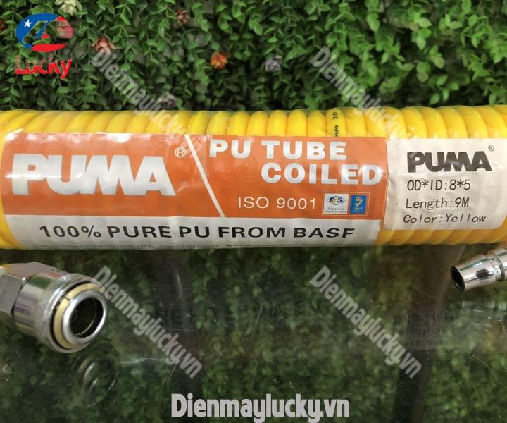Dây Hơi Xoắn Puma Min