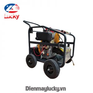 MÁy RỬa Xe DẦu Diesel Lutian 10 Hp 18d35 10c(anh Bia)
